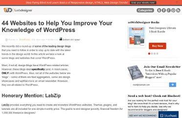 http://www.1stwebdesigner.com/wordpress/44-websites-to-improve-wordpress-knowledge/
