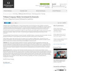http://www.prnewswire.com/news-releases/tribune-company-makes-investment-in-journatic-148539645.html