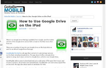 http://www.gottabemobile.com/2012/04/29/how-to-use-google-drive-on-the-ipad/