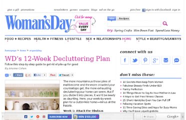http://www.womansday.com/home/organizing/wds-12-week-decluttering-plan-115867