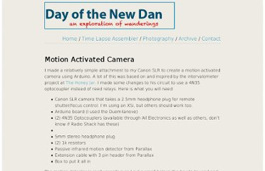 http://www.dayofthenewdan.com/projects/motion-camera