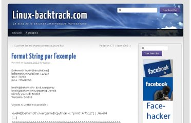 http://www.linux-backtrack.com/2011/03/format-string-par-lexemple/