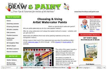 http://www.how-to-draw-and-paint.com/watercolor-paints.html