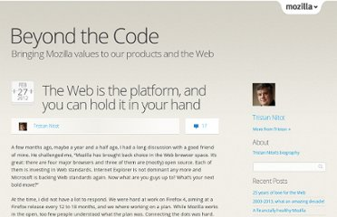 http://blog.mozilla.org/beyond-the-code/2012/02/27/the-web-is-the-platform-and-you-can-hold-it-in-your-hand/