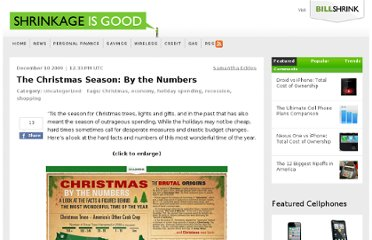 http://www.billshrink.com/blog/6589/the-christmas-season-by-the-numbers/