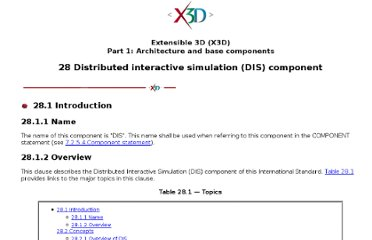 http://paulbourke.net/dataformats/x3d/spec/ISO-IEC-19775-X3DAbstractSpecification_Revision1_to_Part1/Part01/components/dis.html
