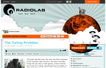 http://www.radiolab.org/blogs/radiolab-blog/2012/mar/19/turing-problem/
