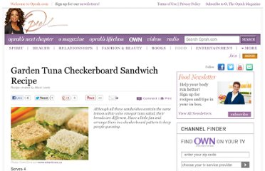 http://www.oprah.com/food/Garden-Tuna-Checkerboard-Sandwich-Recipe