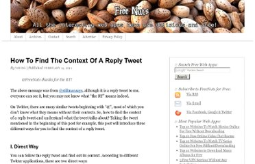 http://freenuts.com/how-to-find-the-context-of-a-reply-tweet/