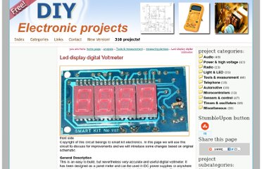http://www.diy-electronic-projects.com/p215-Led-display-digital-Voltmeter