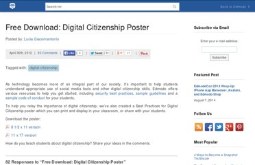 http://blog.edmodo.com/2012/04/30/free-download-digital-citizenship-poster/