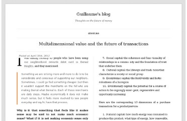 http://lebleu.org/blog/2012/04/30/multidimensional-value-and-the-future-of-transactions/