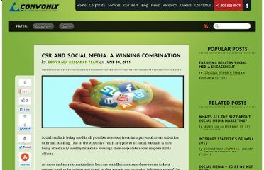 http://www.convonix.com/blog/social-media-marketing/corporate-social-responsibility-and-social-media-a-winning-combination/