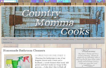 http://www.countrymommacooks.com/2012/04/homemade-bathroom-cleaners.html