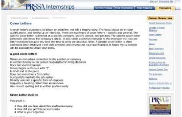 http://www.prssa.org/internships/resources.aspx?Id=16