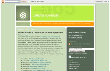 http://photolovecat.blogspot.com/2007/08/great-website-templates-for.html