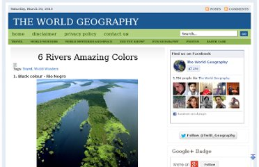 http://www.theworldgeography.com/2010/11/top-6-rivers-with-unusual-colours.html