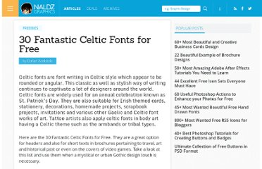 http://naldzgraphics.net/freebies/free-celtic-fonts/