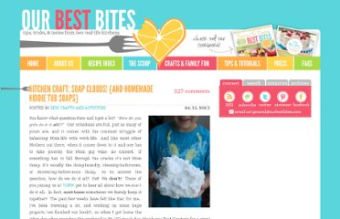 http://www.ourbestbites.com/2012/04/kitchen-craft-soap-clouds-and-homemade-kiddie-tub-soaps/