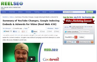 http://www.reelseo.com/youtube-changes-google-discover-problems/