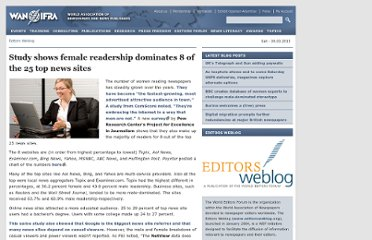 http://www.editorsweblog.org/2011/05/11/study-shows-female-readership-dominates-8-of-the-25-top-news-sites#more
