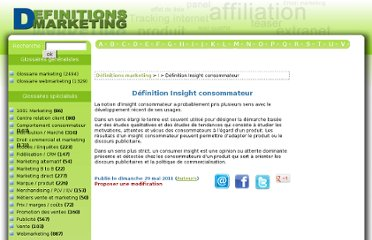 http://www.definitions-marketing.com/Definition-Insight-consommateur