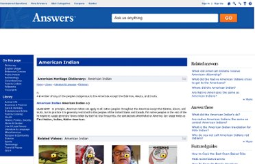 http://www.answers.com/topic/american-indian