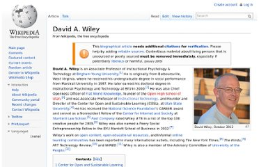 http://en.wikipedia.org/wiki/David_A._Wiley