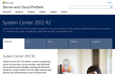 http://www.microsoft.com/en-us/server-cloud/system-center/datacenter-management.aspx