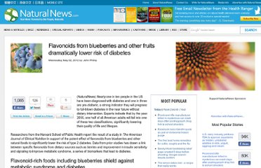 http://www.naturalnews.com/035740_flavonoids_blueberries_diabetes.html#ixzz1tkEjMH6V