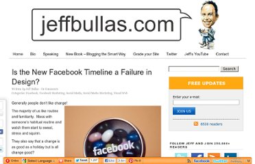 http://www.jeffbullas.com/2012/05/03/is-the-new-facebook-timeline-a-failure-in-design/