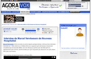 http://www.agoravox.tv/tribune-libre/article/interview-de-marcel-vervloesem-de-34588