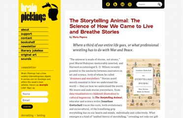 http://www.brainpickings.org/index.php/2012/05/03/the-storytelling-animal-jonathan-gottschall/