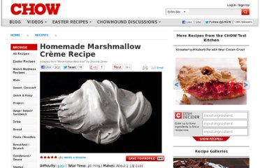 http://www.chow.com/recipes/30296-homemade-marshmallow-creme