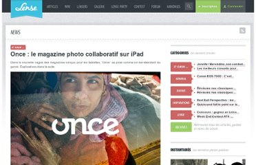 http://www.lense.fr/2012/05/03/once-le-magazine-photo-collaboratif-sur-ipad/
