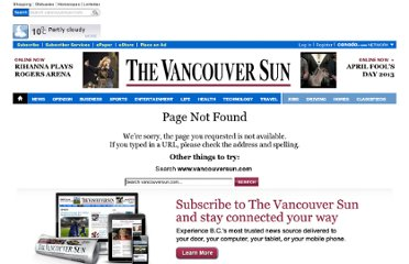 http://www.vancouversun.com/opinion/Editorial+election+pointless+assault+free+speech/6555565/story.html