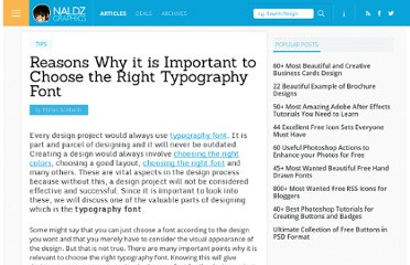 http://naldzgraphics.net/tips/choosing-right-typography-font/