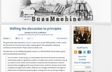 http://buzzmachine.com/2012/01/14/shifting-the-discussion-to-principles/