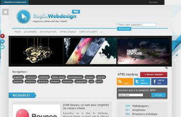 http://www.blogduwebdesign.com/ressources