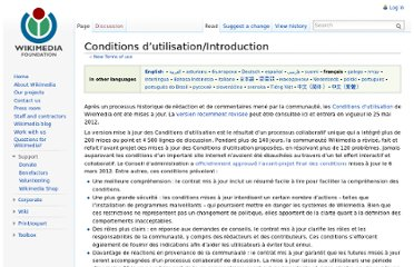 http://wikimediafoundation.org/wiki/New_Terms_of_use/fr