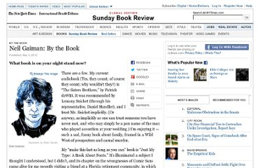 http://www.nytimes.com/2012/05/06/books/review/neil-gaiman-shares-his-reading-habits.html?pagewanted=1&_r=1&smid=tw-share&pagewanted=all