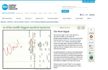 http://www.mnn.com/lifestyle/arts-culture/photos/10-of-the-worlds-biggest-unsolved-mysteries/the-wow-signal