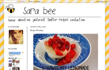 http://saranbee.blogspot.com/2012/04/recipe-monday.html