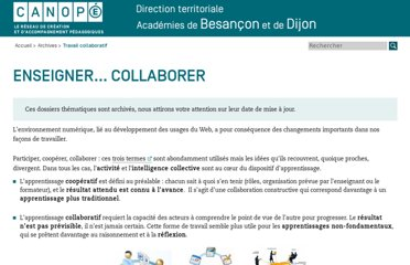 http://www.cndp.fr/crdp-besancon/index.php?id=travail-collaboratif