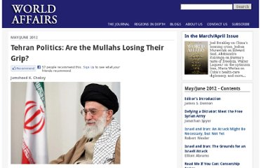 http://www.worldaffairsjournal.org/article/tehran-politics-are-mullahs-losing-their-grip