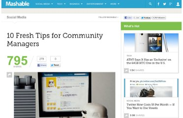 http://mashable.com/2010/04/13/community-manager-tips/