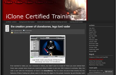 http://iclonecertifiedtraining.wordpress.com/2008/08/29/the-creation-power-of-clonebones/