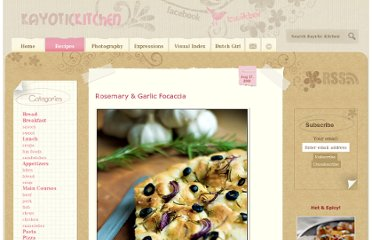 http://www.kayotic.nl/blog/rosemary-garlic-focaccia