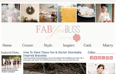 http://fabyoubliss.com/2012/04/24/how-to-make-these-fun-stylish-shamballa-inspired-bracelets/