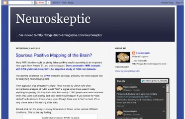 http://neuroskeptic.blogspot.com/2012/05/spurious-positive-mapping-of-brain.html